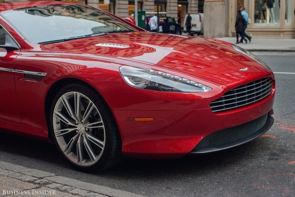 Whats So Good About Aston Martin Cars Quora - How much do aston martins cost