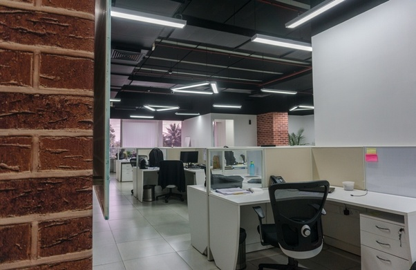 what is the optimal office space design for productivity quora
