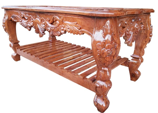 Which Furniture Company Provides Carving Furniture Tables ...
