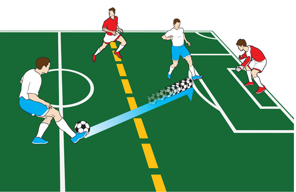 How To Explain To Someone The Offside Rule Using Simple Terms Quora