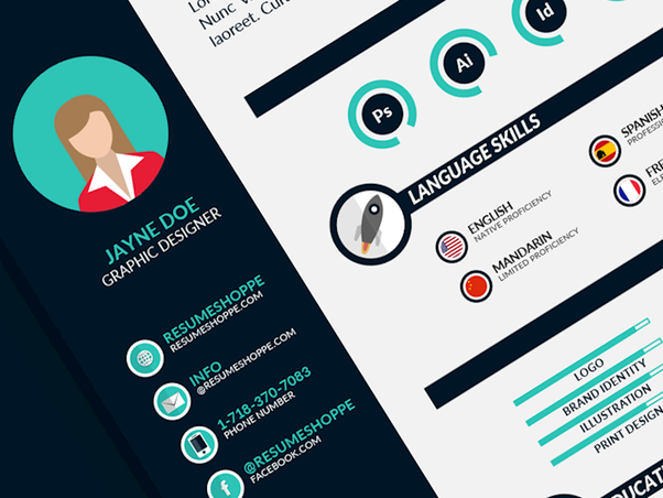 what is a good resume design