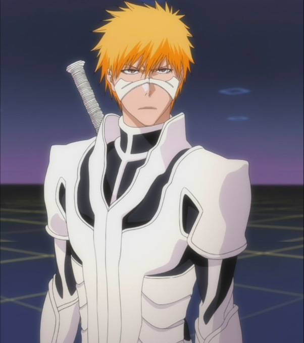 In The Anime 'Bleach', What Are The Transformations That
