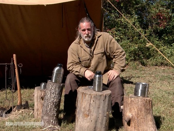 Who is the world's best primitive wilderness survival