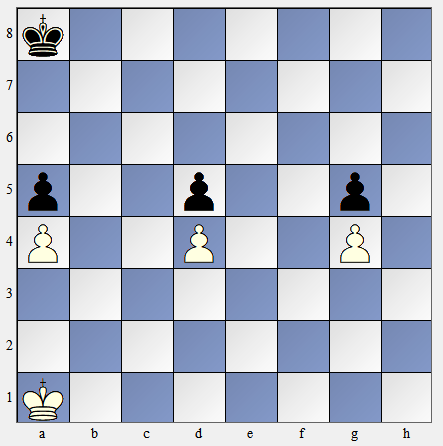 What happens if the timer runs out in Chess but the other side has