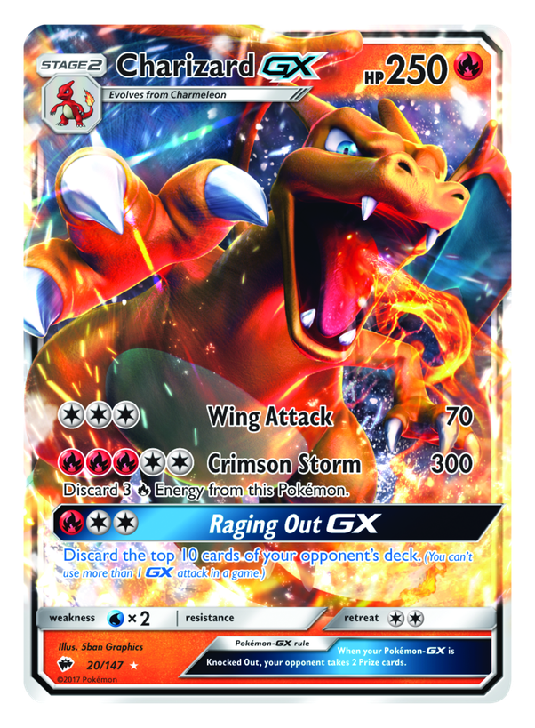 What is the best mega charizard X deck for the Pokemon
