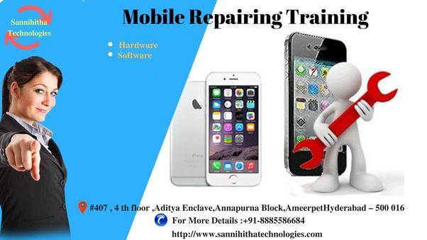 Which is best institute for mobile repairing course in
