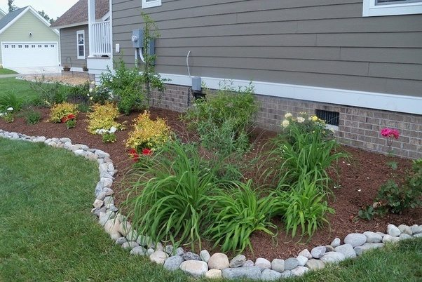 Photo: Dr. Dan\u0027s Garden Tips & What are some cheap landscaping hacks for your yard? - Quora
