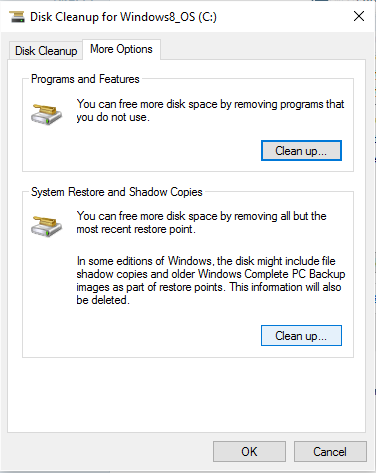 wordpress how to clear the temp folder