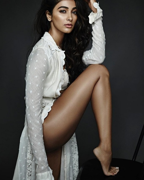 Recommend you pooja hegde hot consider
