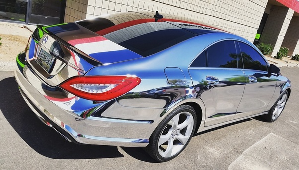 How Much Does It Cost To Vinyl Wrap Your Car Quora