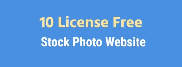 Where can I find free, watermark-free stock images? - Quora