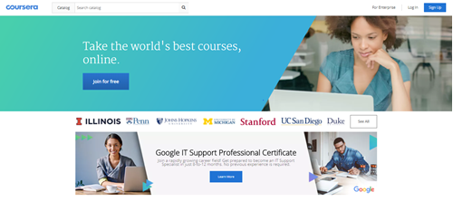 What are some websites similar to coursera quora coursera contains a variety of courses from a number of fields in partnership with top universities from the us the uk and around the globe fandeluxe Gallery