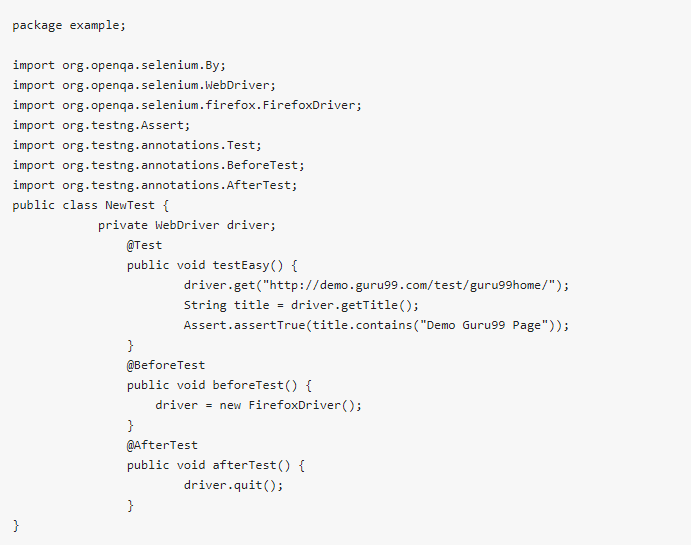What is the use of Maven and Jenkins in Selenium automation