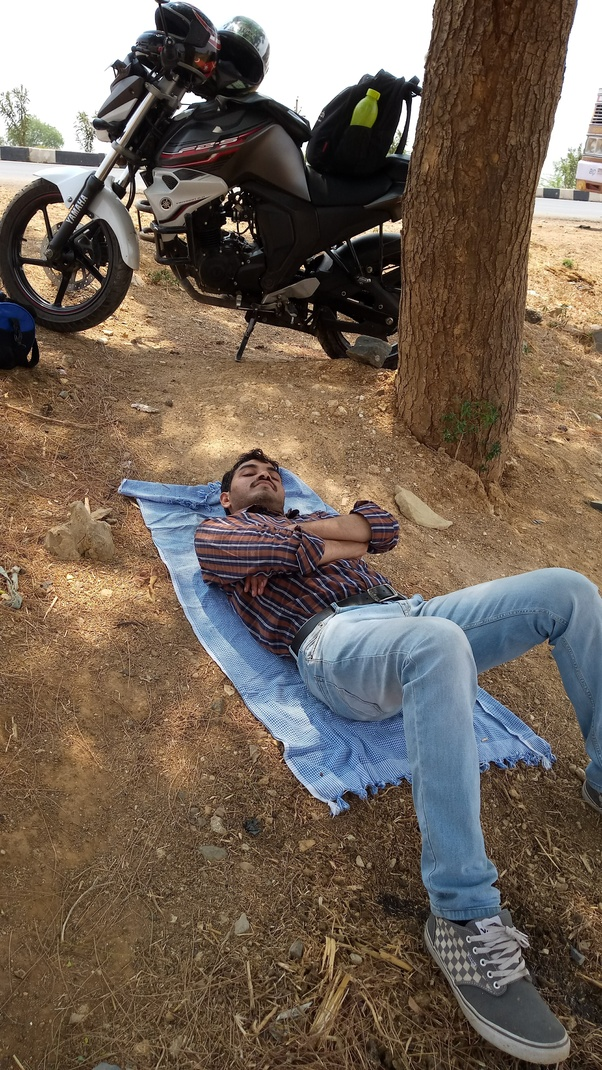 Is Yamaha FZ suitable for long rides? - Quora