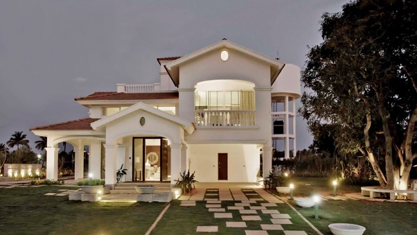 What are the best luxury villas for rent in Hyderabad? - Quora
