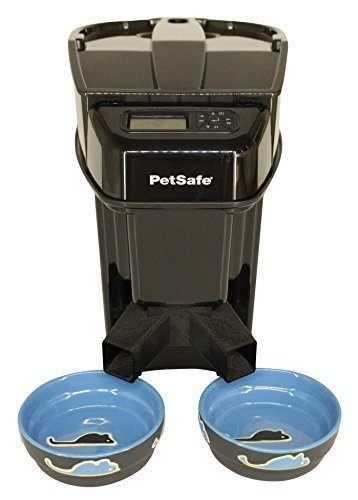 co from amazon surefeed uk cats dp for automatic cat eating pet microchip feeder supplies