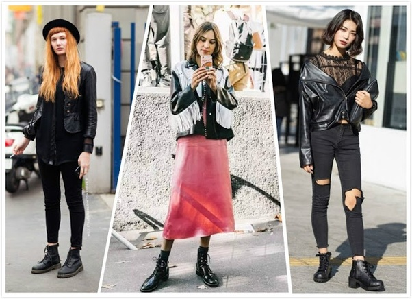 6ec04cac1 What clothes should I wear to create a grunge style  - Quora