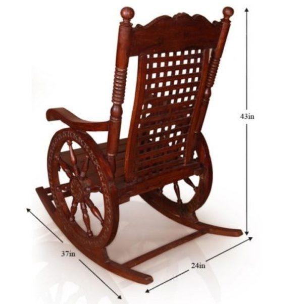 Beau 100% Hand Made Grandpa Chair