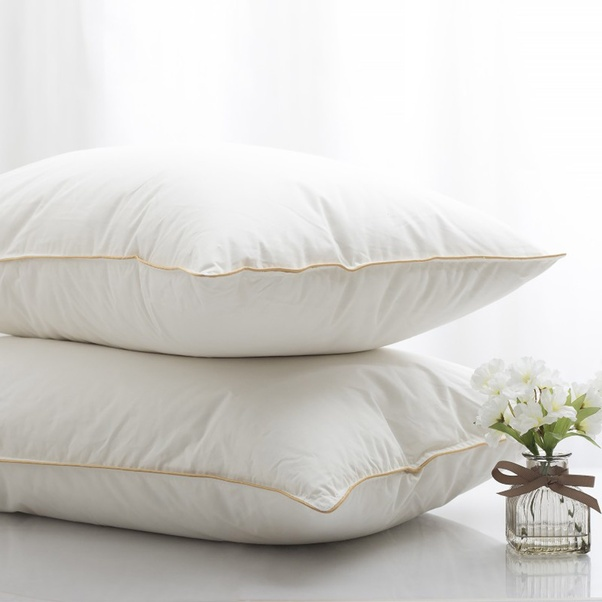 ... White Goose Down Body Pillow; Luxury Down. These Are The Some Best But  My Favourite Is First One It Is Very Comfortable As Well Affordable.