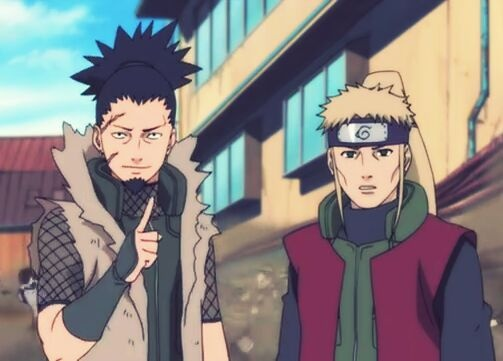 What are the chances that Ino's father and Shikamaru's ...