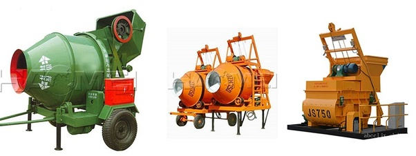 What is a towable concrete mixer? What's the classification
