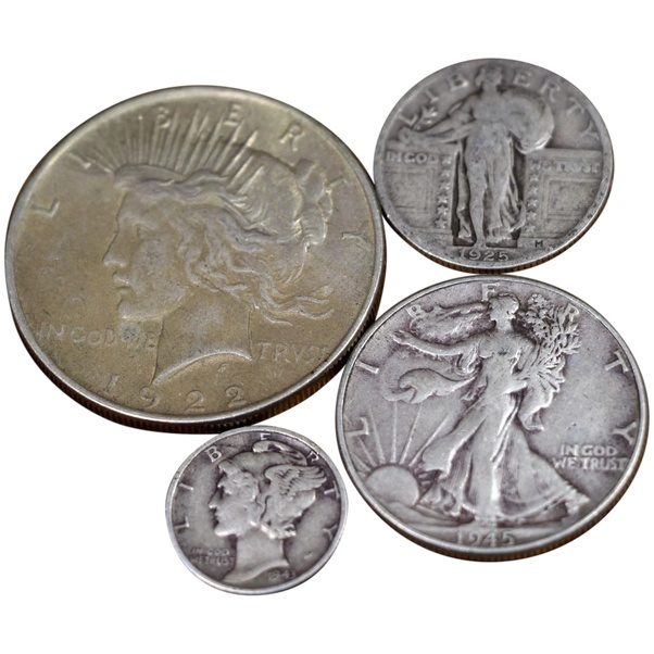 Why is the US nickel larger than the dime? - Quora