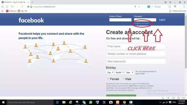 how to cancel my facebook account
