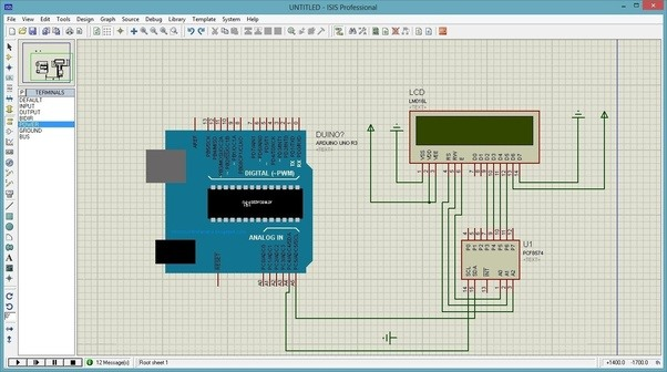 What is the best application to simulate arduino and its projects on i have used proteusproteus pcb design simulation software to simaulate arduino cheapraybanclubmaster Gallery