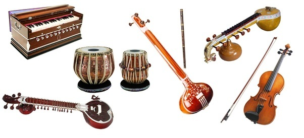 Romanized Digital Notation for Indian Classical Music