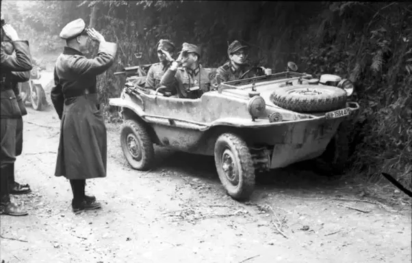 Did Volkswagen Manufacture Tanks During Ww2 Quora