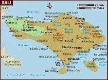 Is the island of bali located in the pacific ocean if so what is as shown on the map bali is located in the southern part of indonesia close to the indian ocean to the south meanwhile the pacific ocean is located gumiabroncs Images