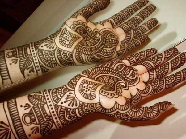 Mehndi Ceremony Wiki : What are the latest mehndi design for eid ramadan? quora