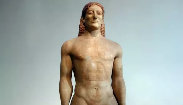 Why Do Ancient Egyptian Statues Always Have Their Clothes -5441