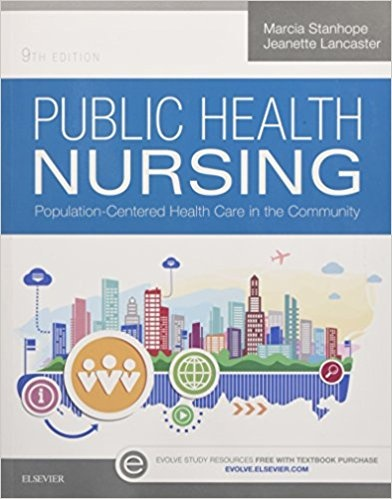 Where Can I Find Public Health Nursing Population Centered Health
