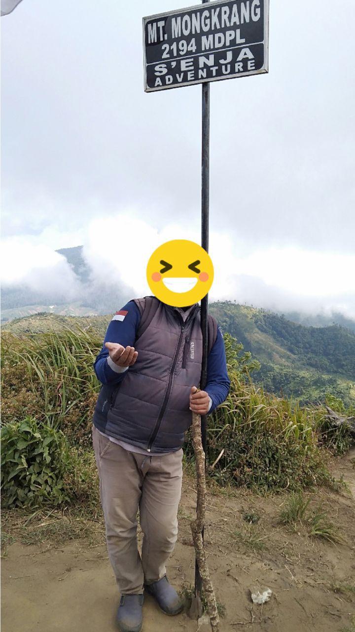Pengalaman Jatuh Ketika Mendaki Gunung