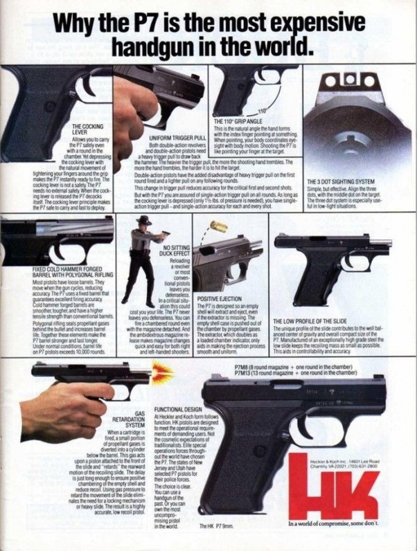 Is the Walther PPK an obsolete firearm for James Bond in