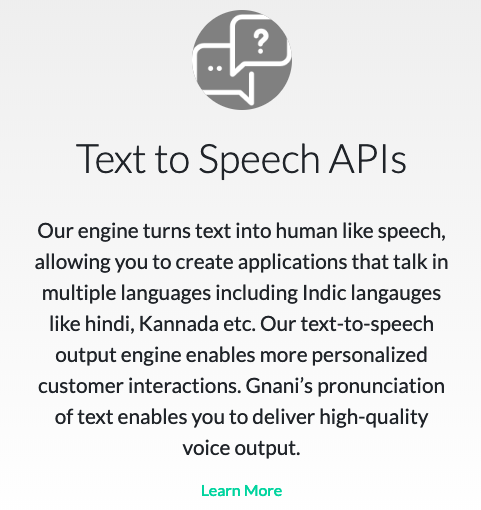 What are the top ten speech recognition APIs? - Quora