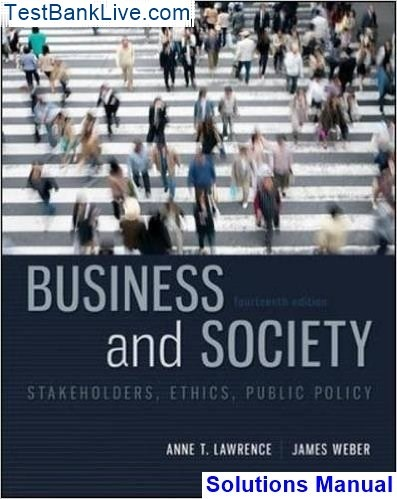 Where can I read Business and Society Stakeholders Ethics