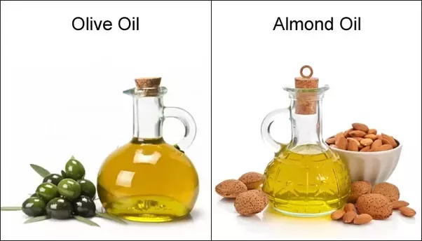 how to make almond oil for hair