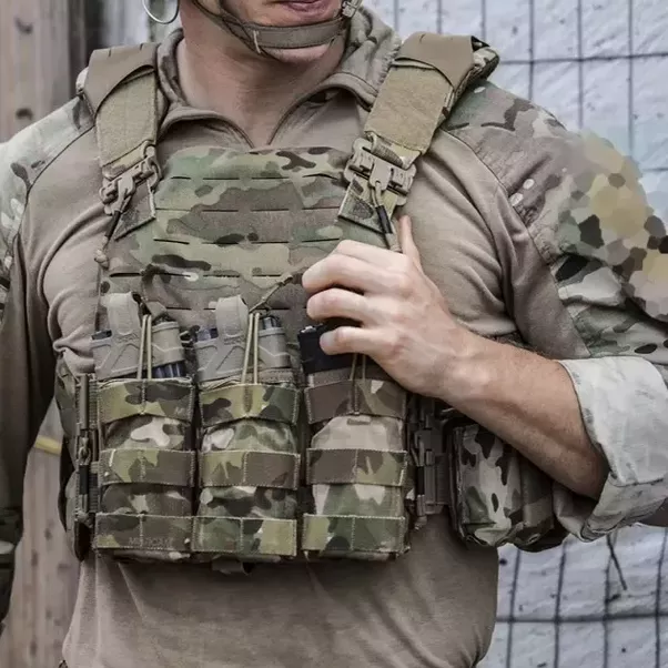 Is Personal Body Armor Remotely Relevant Or Practical In