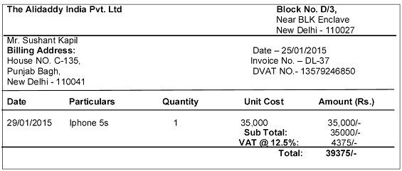 Myntra Sent This Invoice Can Anyone Explain How These Calculations