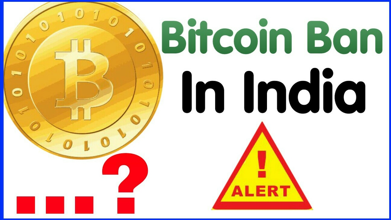 can cryptocurrency be banned in india