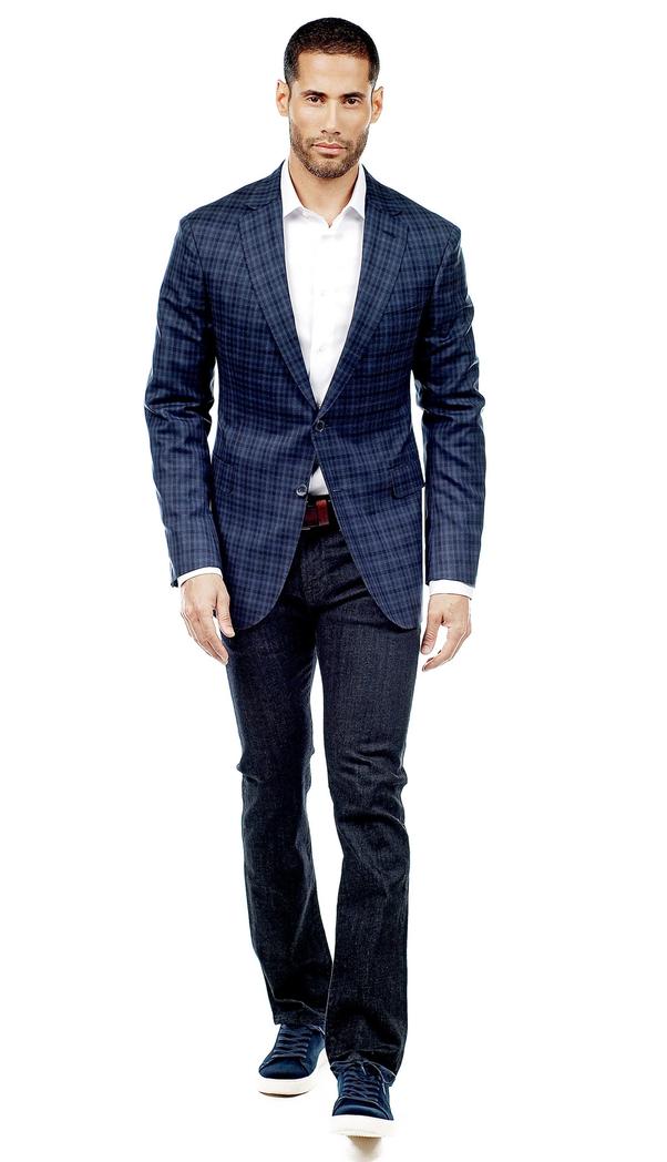 navy blazer black pants Does a navy jacket look good with black pants? - Quora