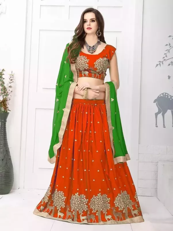 Which is the best online shopping site for buying bridal lehengas ...
