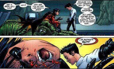 Why do people hate Damian Wayne? - Quora