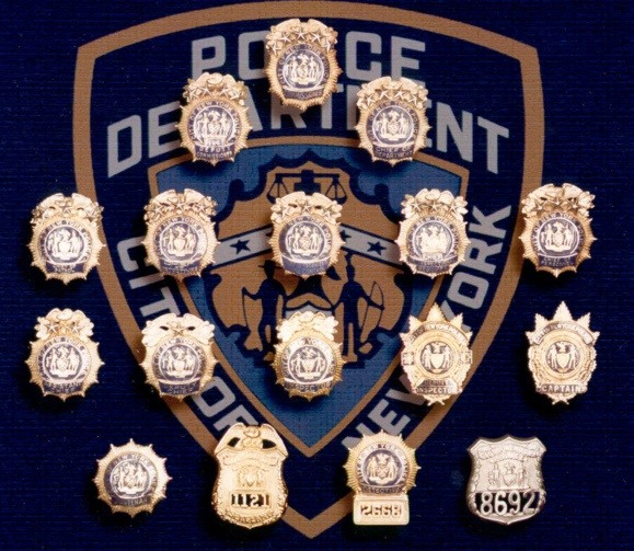 America S Police News: How To Tell What Rank An NYPD Officer Is? Just By Looking