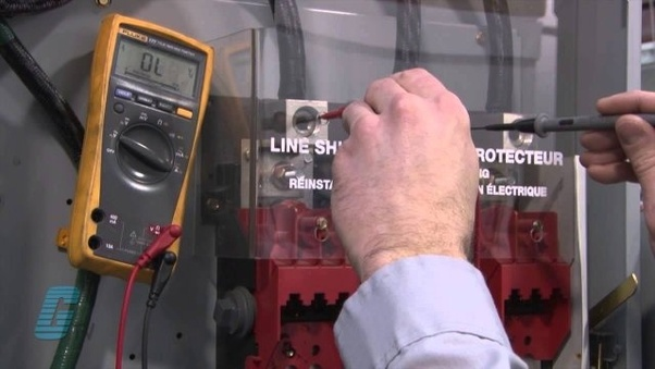 How to measure 3-phase voltage using a multimeter - Quora