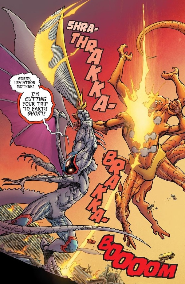 Who is Kid Kaiju from the Marvel Universe? - Quora