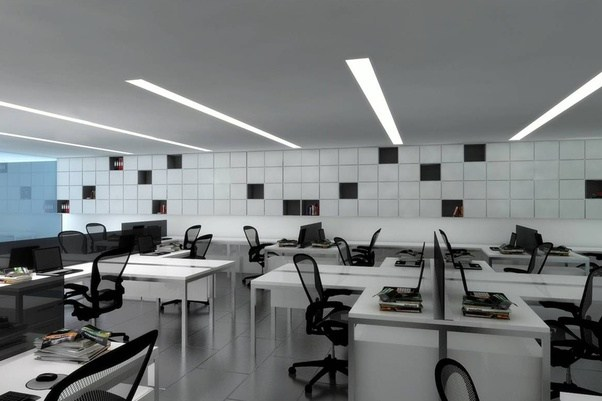 Who did the interior design of the square company office for Office interior design questionnaire for clients