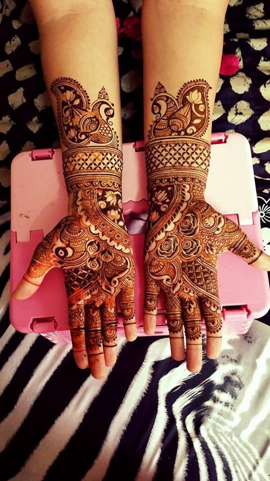 Henna Mehndi Returns : Weddings where i found a good bridal mehndi design quora